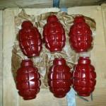 Intert grenades